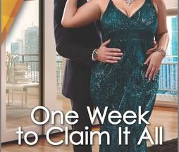 Review: One week to Claim it All by Adriana Herrera