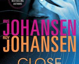 Review: Close Your Eyes by Iris Johansen