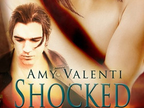 Review: Shocked by Amy Valenti