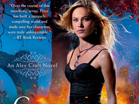 Review: Grave War by Kalayna Price