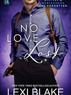 Review: No Love Lost by Lexi Blake