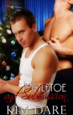 Review: Mistletoe and Submission by Kim Dare