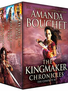 Review: The Kingmaker Chronicles by Amanda Bouchet