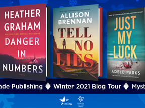 Blog Tour: Danger in Numbers by Heather Graham