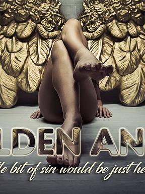 Blog Tour: Golden Angel