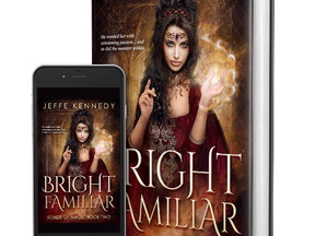Review: Bright Familiar by Jeffe Kennedy