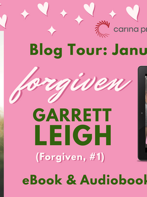 Forgiven by Garret Leigh Blog Tour