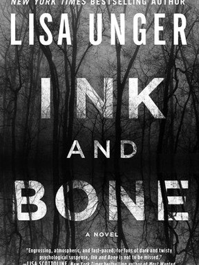 Review: Ink and Bone by Lisa Unger