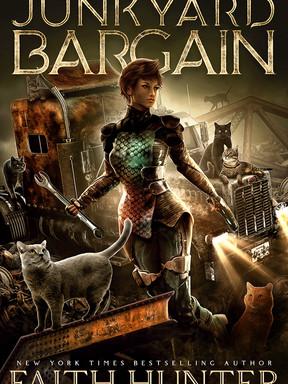 Review: Junkyard Bargain by Faith Hunter