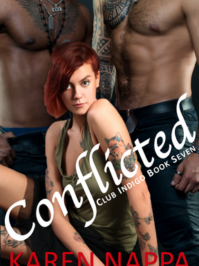 Blog Tour: Conflicted by Karen Nappa