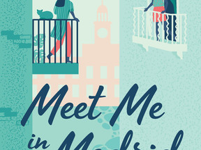 Review: Meet Me in Madrid by Verity Lowell