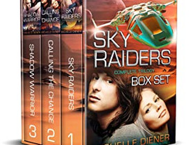 Review: Sky Raiders Box Set by Michelle Diener