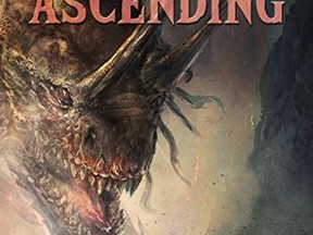 Review: Dragon Ascending by Amy Beatty