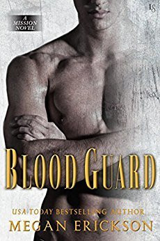 Review: Blood Guard by Megan Erickson