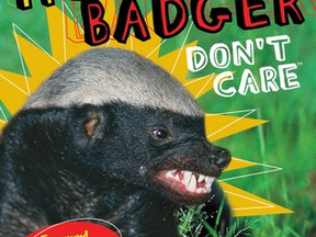 Review: Honey Badger Don't Care: Randall's Guide to Crazy, Nastyass Animals