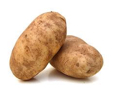 A russet potato (Idaho potato) .jpg