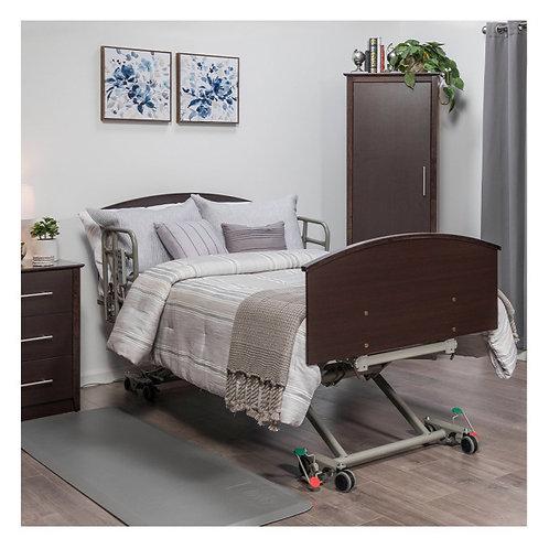Modèle de lit de soins