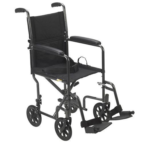 Chaise de transport en acier