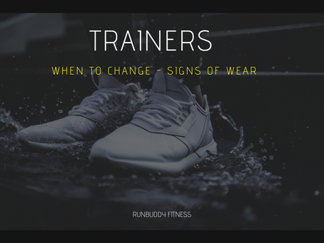 Trainers - but there comfy..