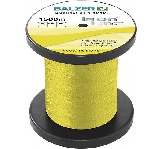 Balzer Schnurfüllung Balzer Iron Line 8 Gelb