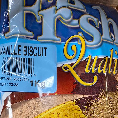 Mosella Vanille Biscuit 1Kg