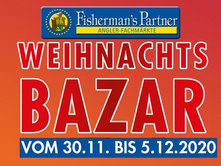 INFO! Weihnachts Bazar vom 30.11 bis 05.12.20! Angebote folgen bald!