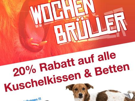 Der NEUE WOCHEN-BRÜLLER !
