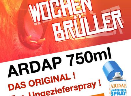 Der NEUE WOCHEN-BRÜLLER! Diese Woche: 17.08 bisss 22.08 gültig!