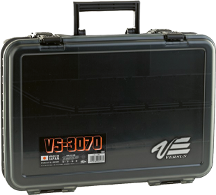 Meiho Versus VS 3070 Doppelklappbox schwarz