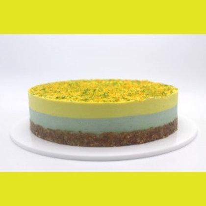 Lime – Lemon Cheesecake