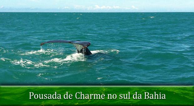 Pousada no Sul da Bahia
