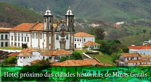Hotel cidades históricas de MG