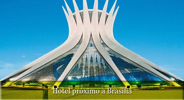 Hotel próximo a Brasília