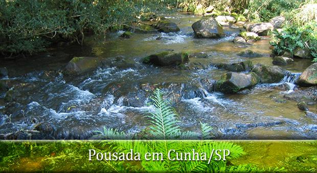 Pousada de Charme em Cunha/SP