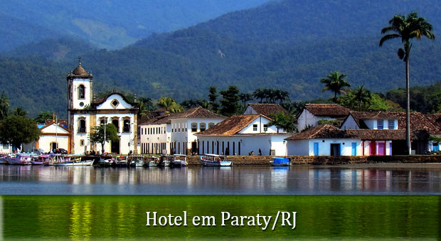 Hotel em Paraty/RJ