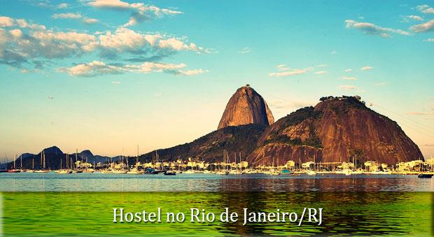 Hostel no Rio de Janeiro/RJ