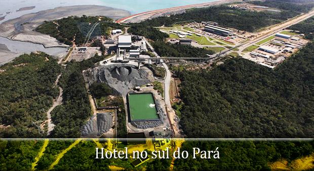 Hotel no sul do Pará