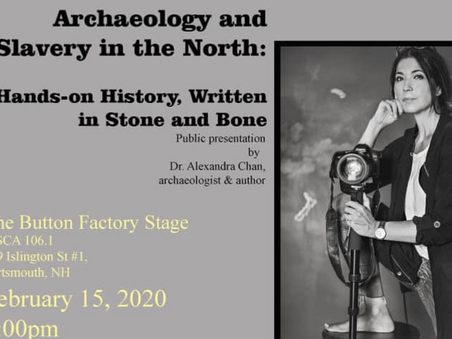 Archaeology and Slavery in the North