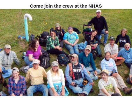 Join the NHAS Crew!