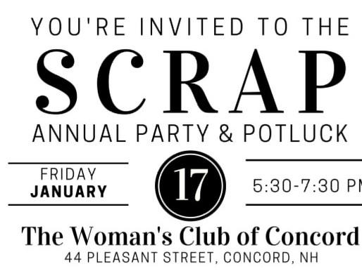 Scrap Party - 2020