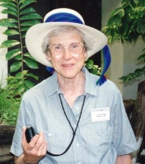 Jane Spragg, NHAS Past President - A Remembrance