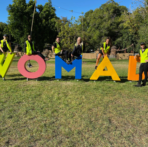WOMAD Divert 99.7% of Waste from Landfill