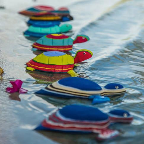 Flip Flops to Art!