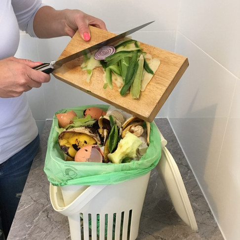 How to get access to your food bin at home