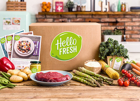 NEW YEAR NEW YOU - HEALTHY EATING AND RECYCLING