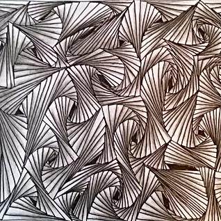 ZenMuster, Papier