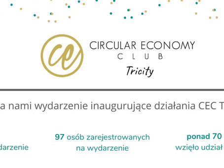 Materiały z wydarzenia: Otwarcie Circular Economy Club Tricity