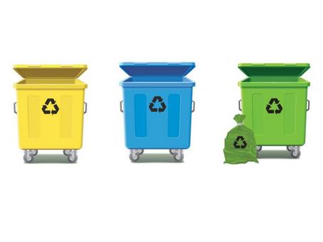 Myć? Zgniatać? Jak wyrzucać odpady do śmietników.