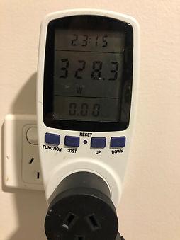 Power Monitor | Ethereum Mining Watts - AusRigs.com