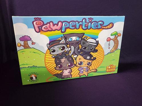 Pawperties Board Game